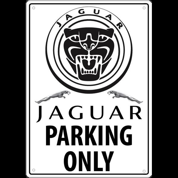 Bilde av Jaguar Parking Only