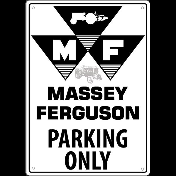 Bilde av Massey Ferguson Vintage Parking Only A4