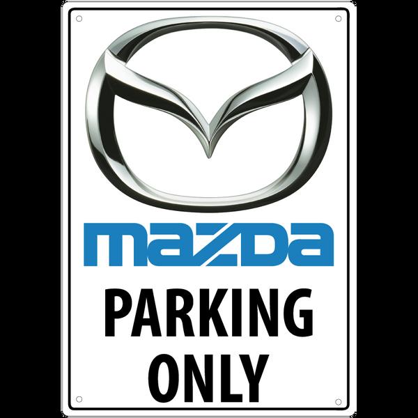 Bilde av Mazda Parking Only