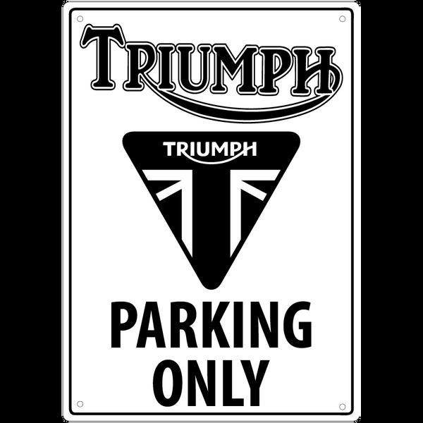 Bilde av Triumph Parking Only
