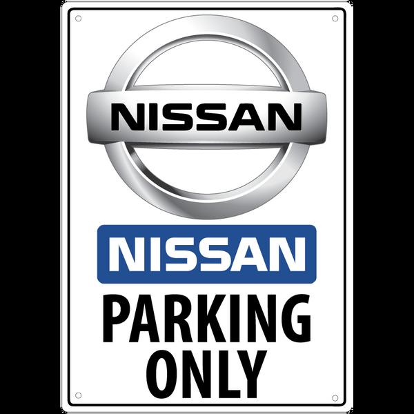 Bilde av Nissan Parking Only