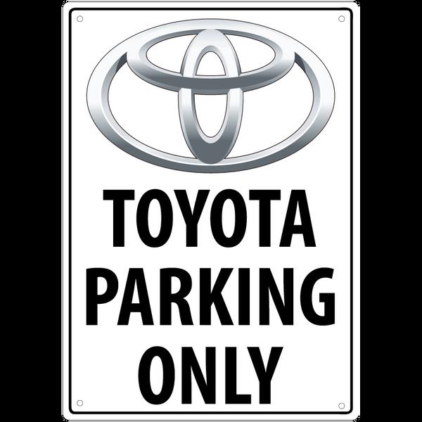 Bilde av Toyota Parking Only
