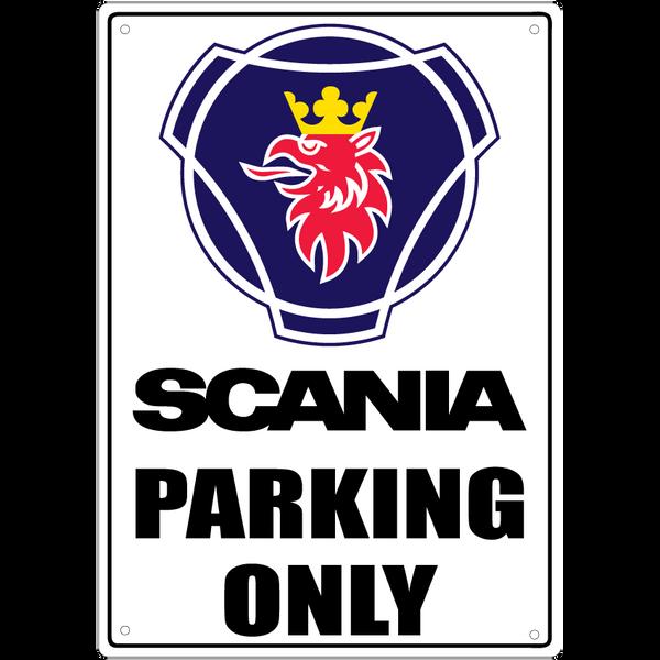 Bilde av Scania Parking Only