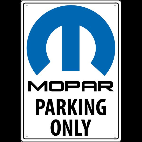 Bilde av Mopar Parking Only