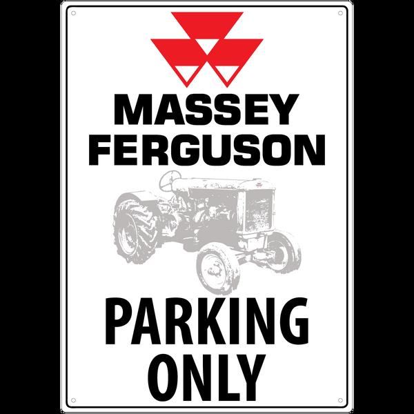 Bilde av Massey Ferguson Parking Only A3