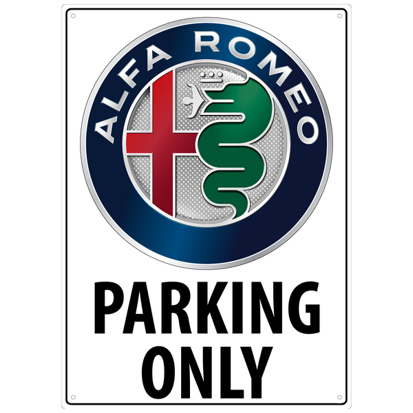 Bilde av Alfa Romeo Parking Only