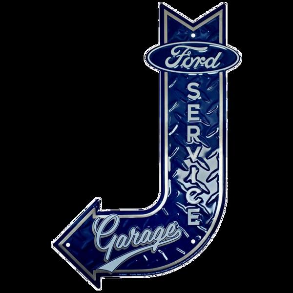 Bilde av Ford Service Garage Arrow