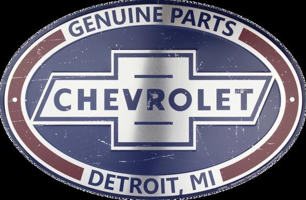 Bilde av Chevrolet Genuine Parts Oval