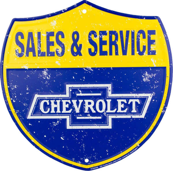 Bilde av Chevy Sales & Service Shield