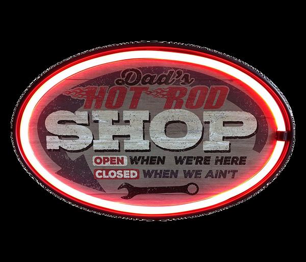 Bilde av Dads Hot Rod Shop LED Tube