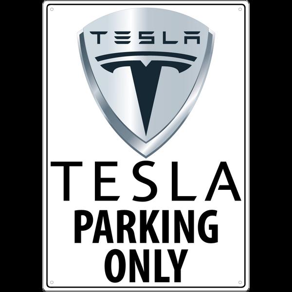 Bilde av Tesla Parking Only