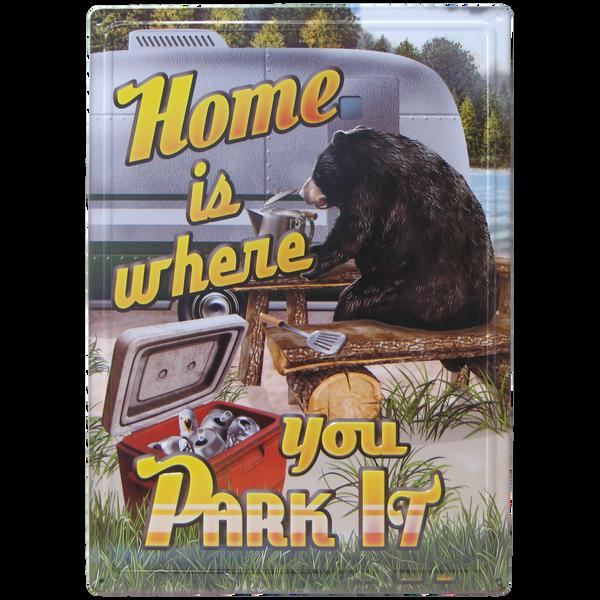 Bilde av Home Is Where You Park It