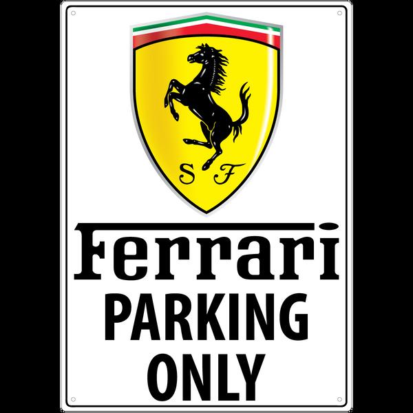 Bilde av Ferrari Parking Only