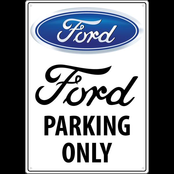 Bilde av Ford Parking Only