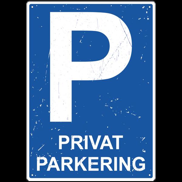 Bilde av Privat Parkering Vintage A3