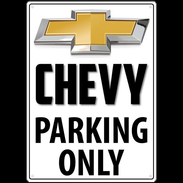 Bilde av Chevy Parking Only