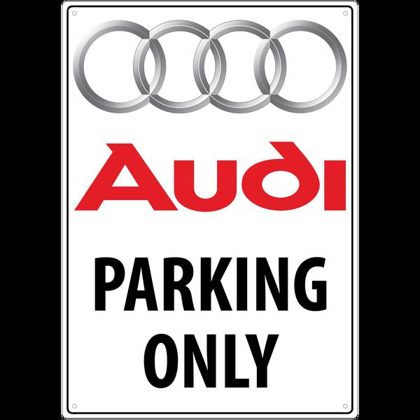 Bilde av Audi Parking Only
