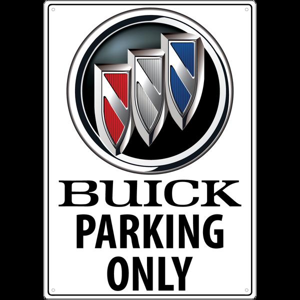Bilde av Buick Parking Only