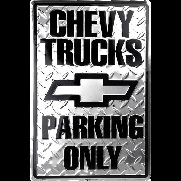 Bilde av Chevy Trucks Parking