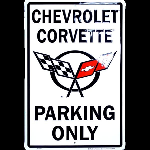Bilde av Chevrolet Corvette Parking Only