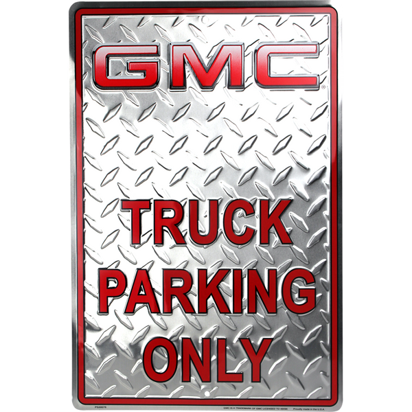 Bilde av GMC Truck Parking Only