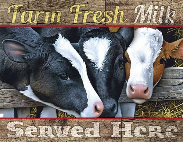 Bilde av Farm Fresh Milk