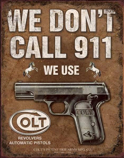 Bilde av We Don't Call 911