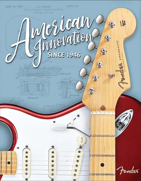 Bilde av Fender Innovation