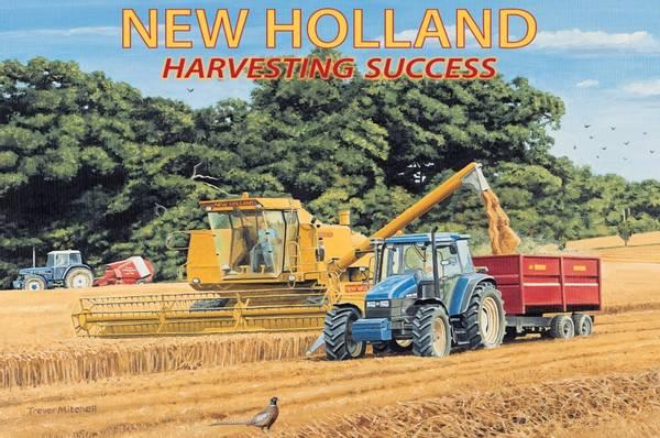 Bilde av New Holland Harvesting