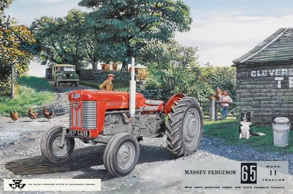 Bilde av Massey Ferguson 65