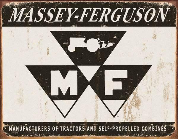 Bilde av Massey-Ferguson Logo