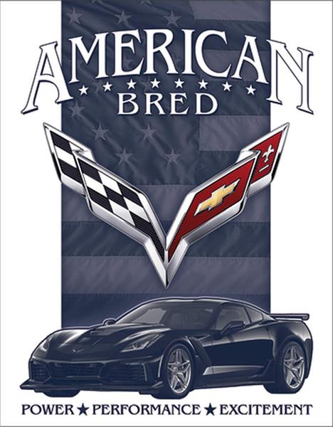 Bilde av Corvette American Bred