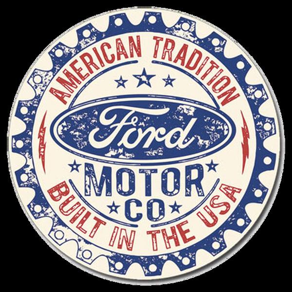 Bilde av Ford Built in USA
