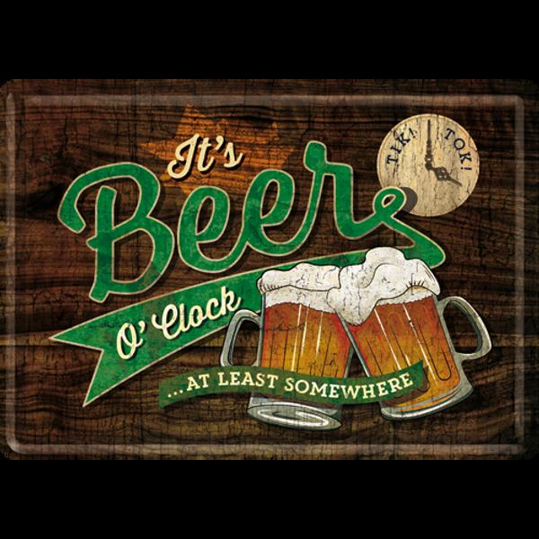 Bilde av Beer O'Clock Glasses