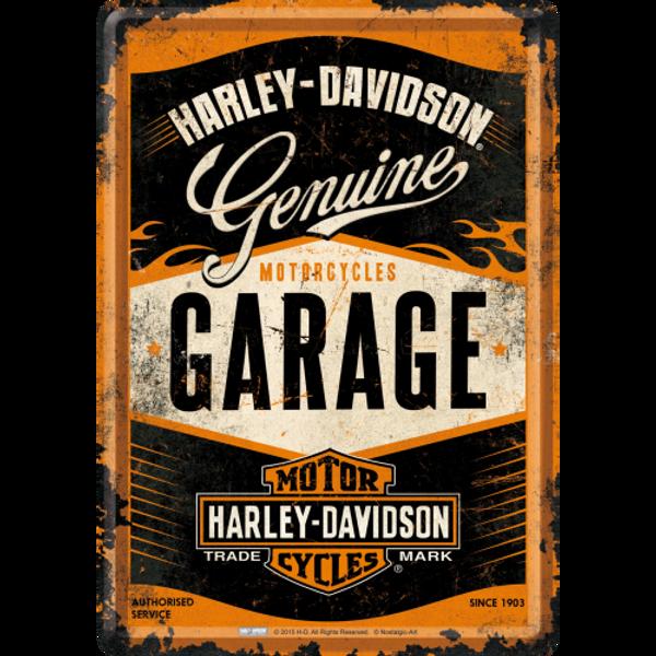 Bilde av Harley-Davidson Garage