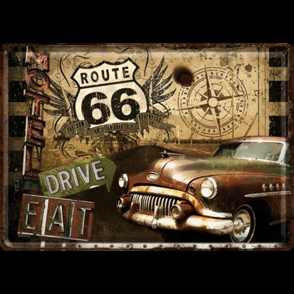 Bilde av Route 66 Road Trip