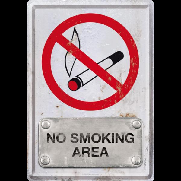 Bilde av No Smoking Area