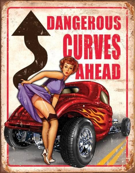 Bilde av Dangerous Curves Ahead