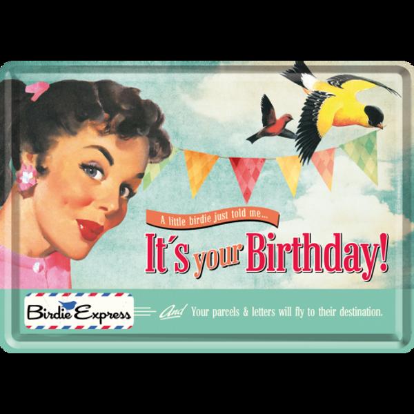 Bilde av It's Your Birthday