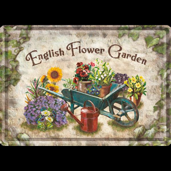 Bilde av English Flower Garden