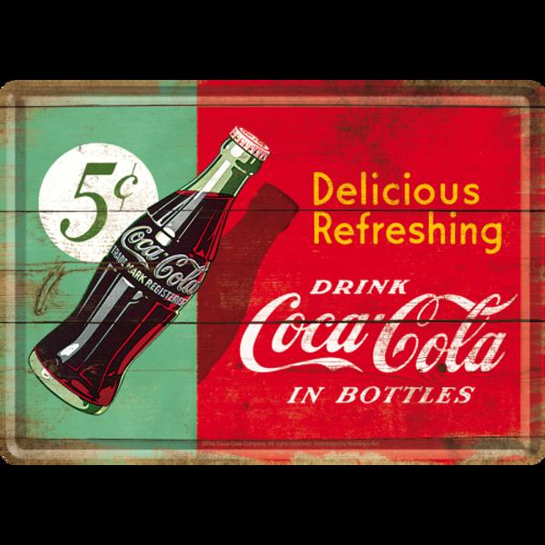 Bilde av Coca-Cola 1950 Ad