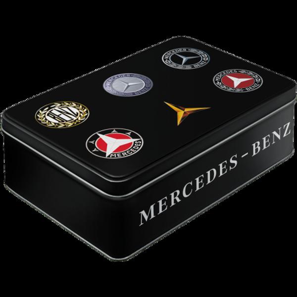 Bilde av Mercedes-Benz Logo Evolution