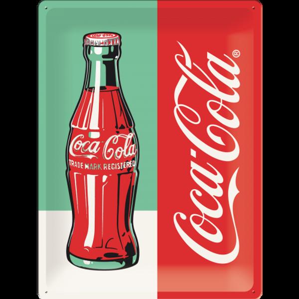 Bilde av Coca-Cola Bottle Pop Art