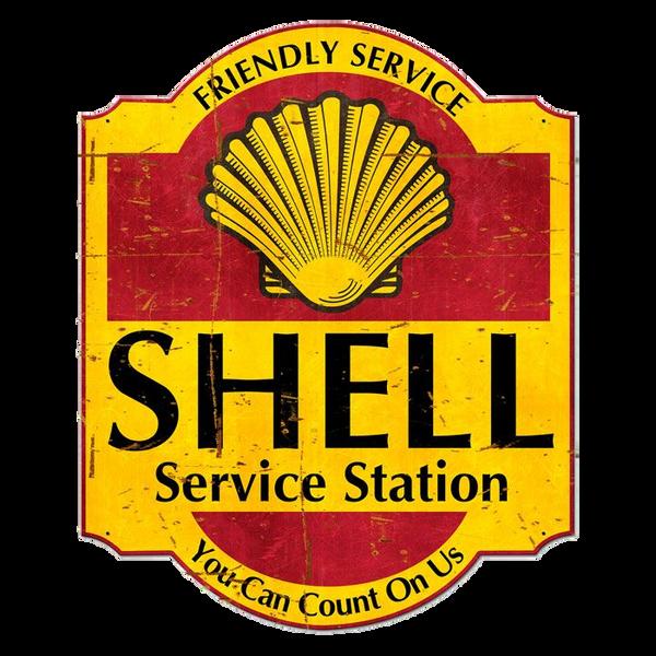 Bilde av Friendly Service Shell Service Station