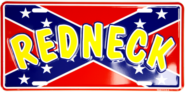 Bilde av Redneck Rebel Flag