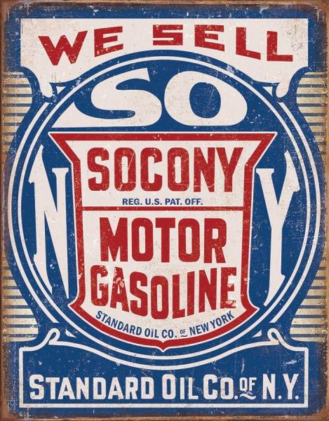 Bilde av Socony Gasoline