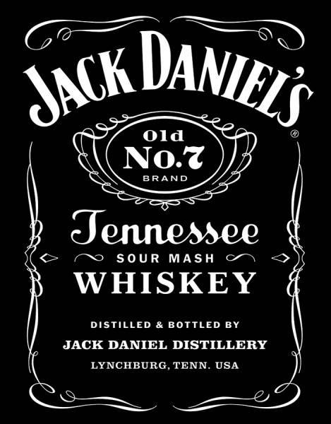 Bilde av Jack Daniel's Black Label