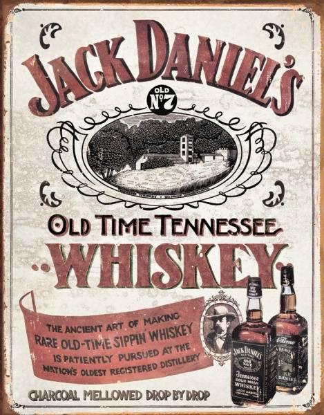 Bilde av Jack Daniel's Old Time Tennessee Whiskey