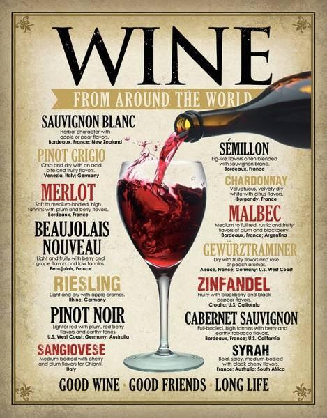 Bilde av Wine Around The World