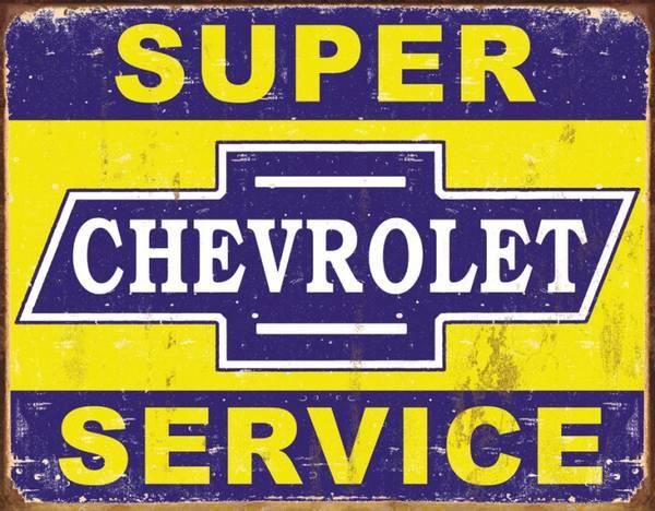 Bilde av Super Chevrolet Service